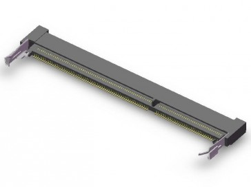 CS69 Series DDR S.O DIMM Socket for CS69(H=4.0mm 204P)