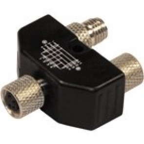 08TJ44000-B - M8 T connectors, parallel circuit