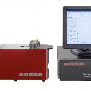 Ultrasonic Wire Splicer - Branson 2032S Wire Splice