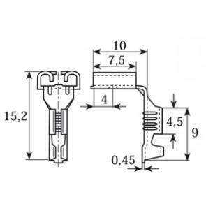receptacles 3833w.67