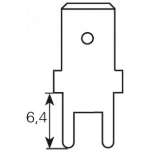 P.C.B.mounting tabs 3866b.61
