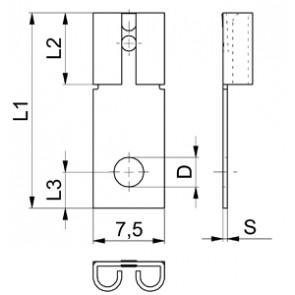 receptacles 3839m.61