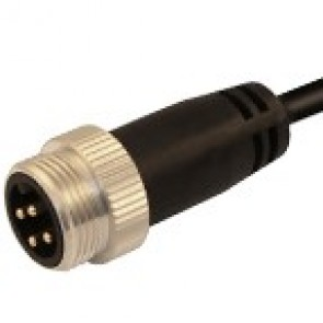 78MD4A1Z - Connectors with PVC moulded cable