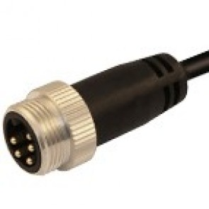 78MD5A1Z - Connectors with PVC moulded cable