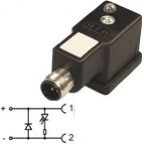 M1N02DL3C-12MD - Led+diode 230V