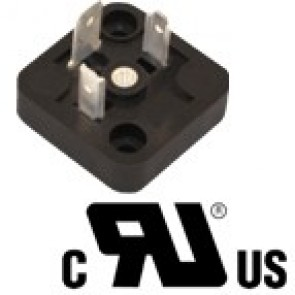 BG2N02000-UL - 2 fixing holes + 3 little holes