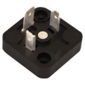 BG2N02000 - 2 fixing holes + 3 little holes