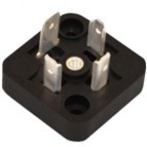 BG2N03000 - 2 fixing holes + 3 little holes