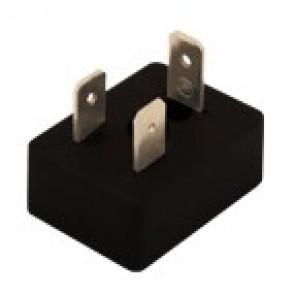BM1N02000 - Rectangular basis 25x33mm