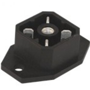 BP4N04000-F - Industrial bases with flanges