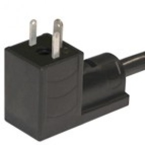 CBP2N02000A011 - DIN connector form C with male contacts