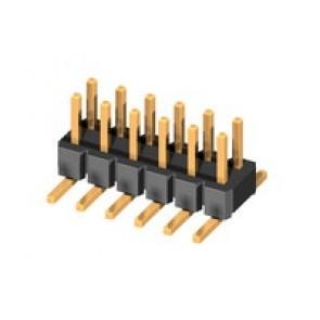 CH71 Series Dual Row Board Mount Pin Header