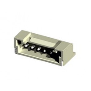 CI06 Series  2.00mm(.079) Wire to Board SMT Side Entry Type Header