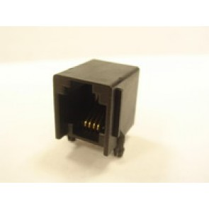 CJ04 Series Board Mount Telephone Jack-Economy