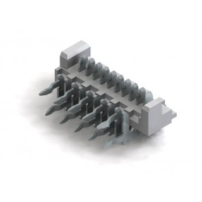 "CA35 Series 1.27mm(.050"") Female Right Angel DIP Type Connectors"