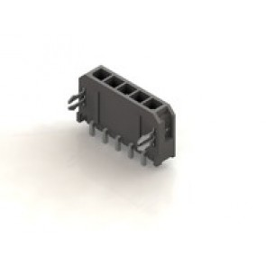 CP35 Series 3.00mm(.118) Single Row Side Entry SMT Header Power Connectors(Metal Board Lock)