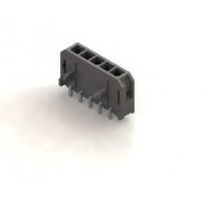 CP35 Series 3.00mm(.118) Single Row Side Entry SMT Header Power Connectors(Plastic Board Lock)