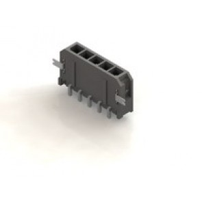 CP35 Series 3.00mm(.118) Single Row Side Entry SMT Header Power Connectors(Fixed Tabs)