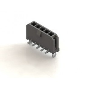 CP35 Series 3.00mm(.118) Single Row Top Entry SMT Header Power Connectors(Metal Board Lock)