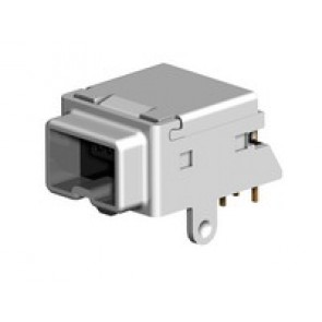 CU05 Series Mini IEEE 1394 Shielded I/O Receptacle Connector