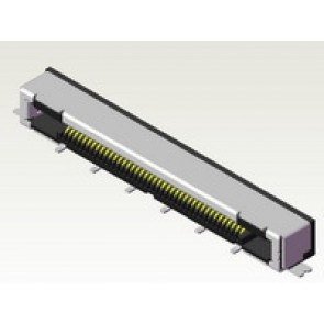 CVS1 Series 0.50mm(.020) LVDS Socket Connectors(Halogen Free)