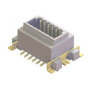 CBRD Series 0.8mm(.031)Board to Board Receptacle  Connector