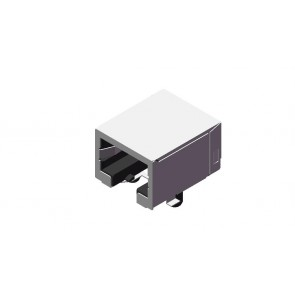 CJ01 Series Board Mount Telephone Jack