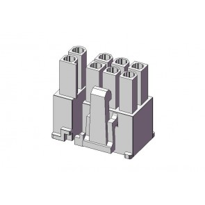 CP-011 Series Dual Rows Receptacle Housing (PCI-E)