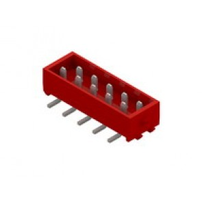 CA30 Series 1.27mm Top Entry SMT Type Male Connector