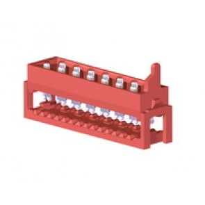 CA30 Series 1.27mm IDC Type Male Connector