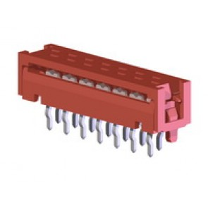 CA31 Series 1.27mm IDC DIP Type Male Connector