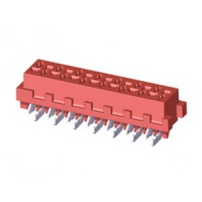 CA32 Series 1.27mm Top Entry SMT Type Female Connector