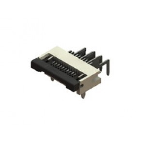 "CF25 Series 0.50mm(.020"")DIP One-Touch FFC/FPC Connectors"