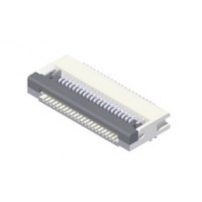 CF25 Series 0.50mm(.020) ONE-TOUCH Right angle SMT FFC/FPC Connectors(Halogen Free)