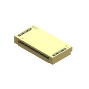 "CF27 Series 1.0mm(.039"") SMT LIF FFC/FPC Connectors"