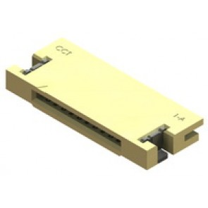 "CF27 Series 0.5mm(.039"") SMT LIF FFC/FPC Connect (wide size)"
