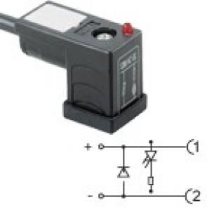 CP2N02DL3C021 - Led+diode 230V