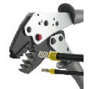 Handverktyg för pressning av isolerade kabelskor - Crimpit IT 2,5 L
