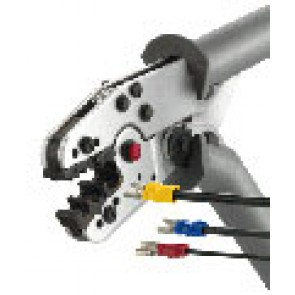 Handverktyg för pressning av isolerade kabelskor - Crimpit IT 6 S