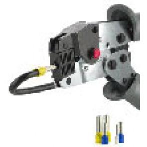 Handverktyg för kontaktpressning av ändhylsor - Crimpit F6 auto
