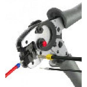 Handverktyg för kontaktpressning av ändhylsor - Crimpit F6 gyra