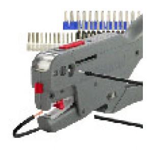 Handverktyg för kontaktpressning av ändhylsor - Crimpit F Multi