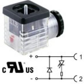 G1TU2DL3-UL - PG9/PG11 - Led+diode 230V