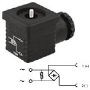 G2NU2RV3 - PG9/PG11 - Bridge rectifier + varistor 230V